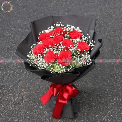 Bó Hoa Chúc Mừng - D196196 - xinhtuoi.online