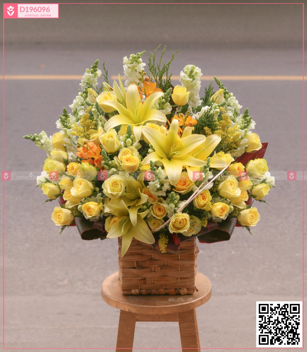 Arrangement Other Flower Categories - D196096 - xinhtuoi.online