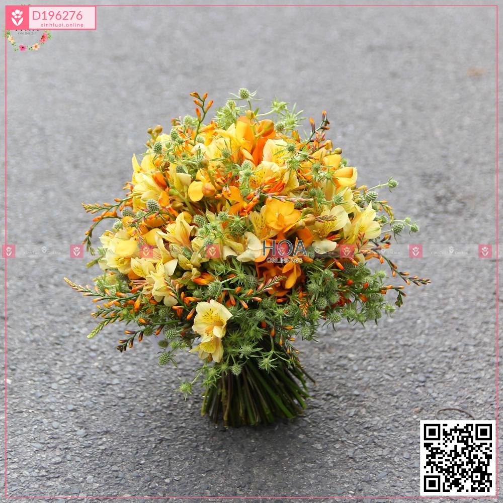 Bó Hoa Cưới - D196276 - xinhtuoi.online