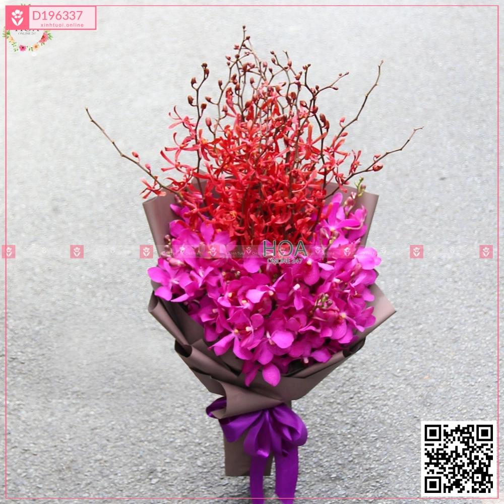 花束 おめでとう花 - D196337 - xinhtuoi.online