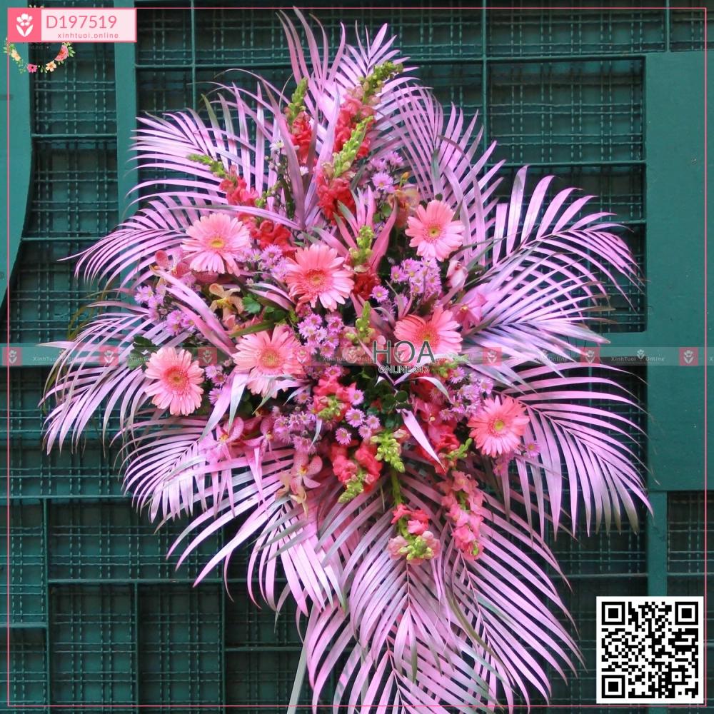 Kệ Hoa Khai Trương - D197519 - xinhtuoi.online