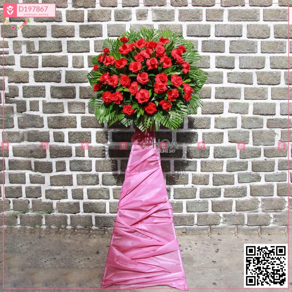 Kệ Hoa Khai Trương - D197867 - xinhtuoi.online