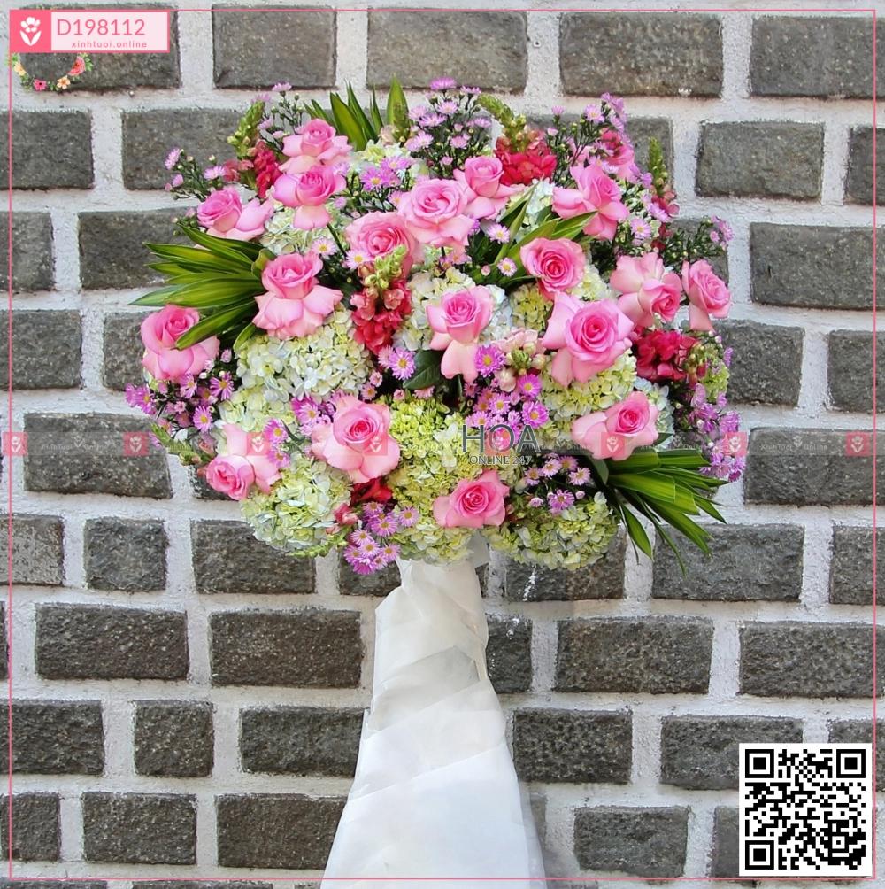 Kệ Hoa Khai Trương - D198112 - xinhtuoi.online