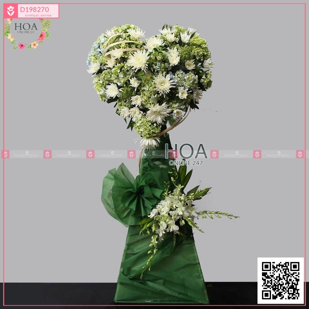 Kệ Hoa Quà Tặng - D198270 - xinhtuoi.online