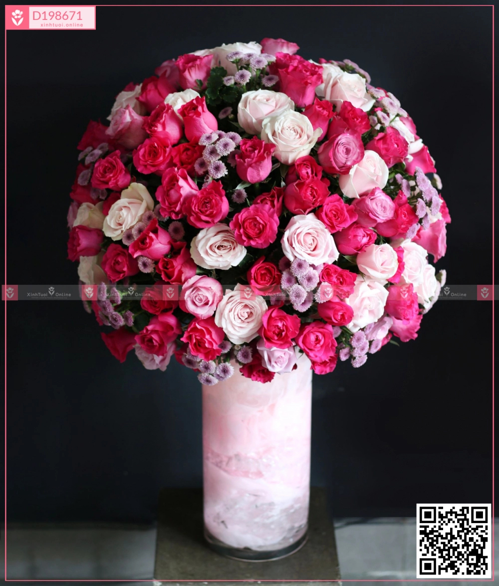 Hoa Chúc Mừng - D198671 - xinhtuoi.online