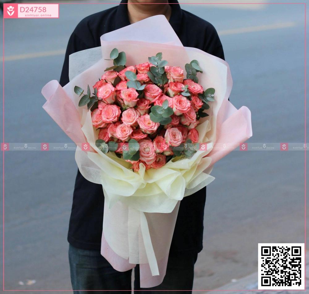 Hạnh phúc - D24758 - xinhtuoi.online