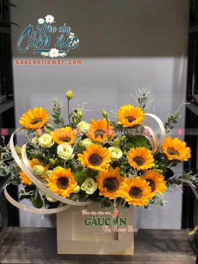 Congratulations Flower - D580730 - xinhtuoi.online