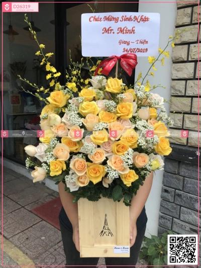 hoa chúc mừng khai trương, sinh nhật - xinhtuoi.online