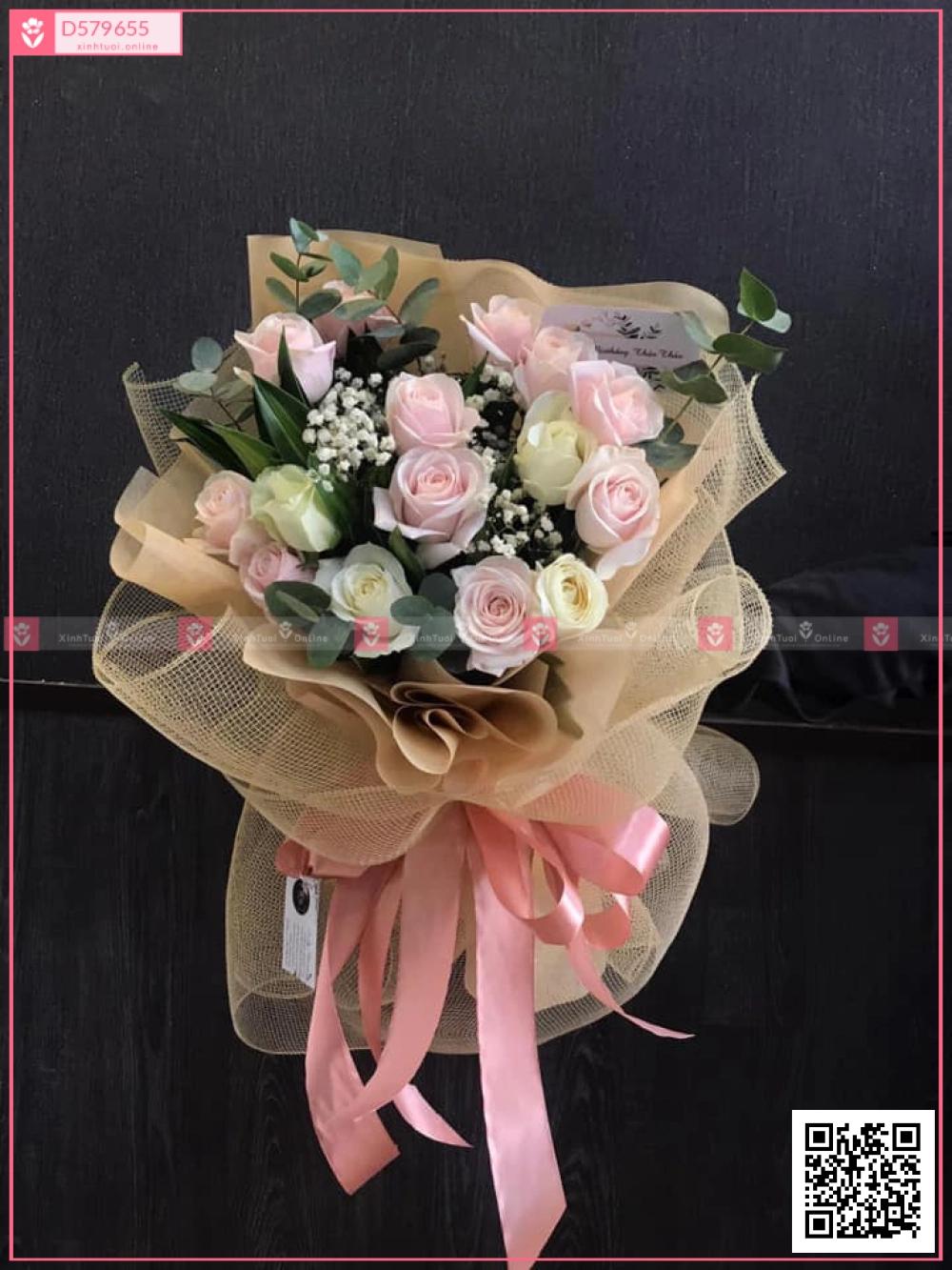Xinh xắn - D579655 - xinhtuoi.online