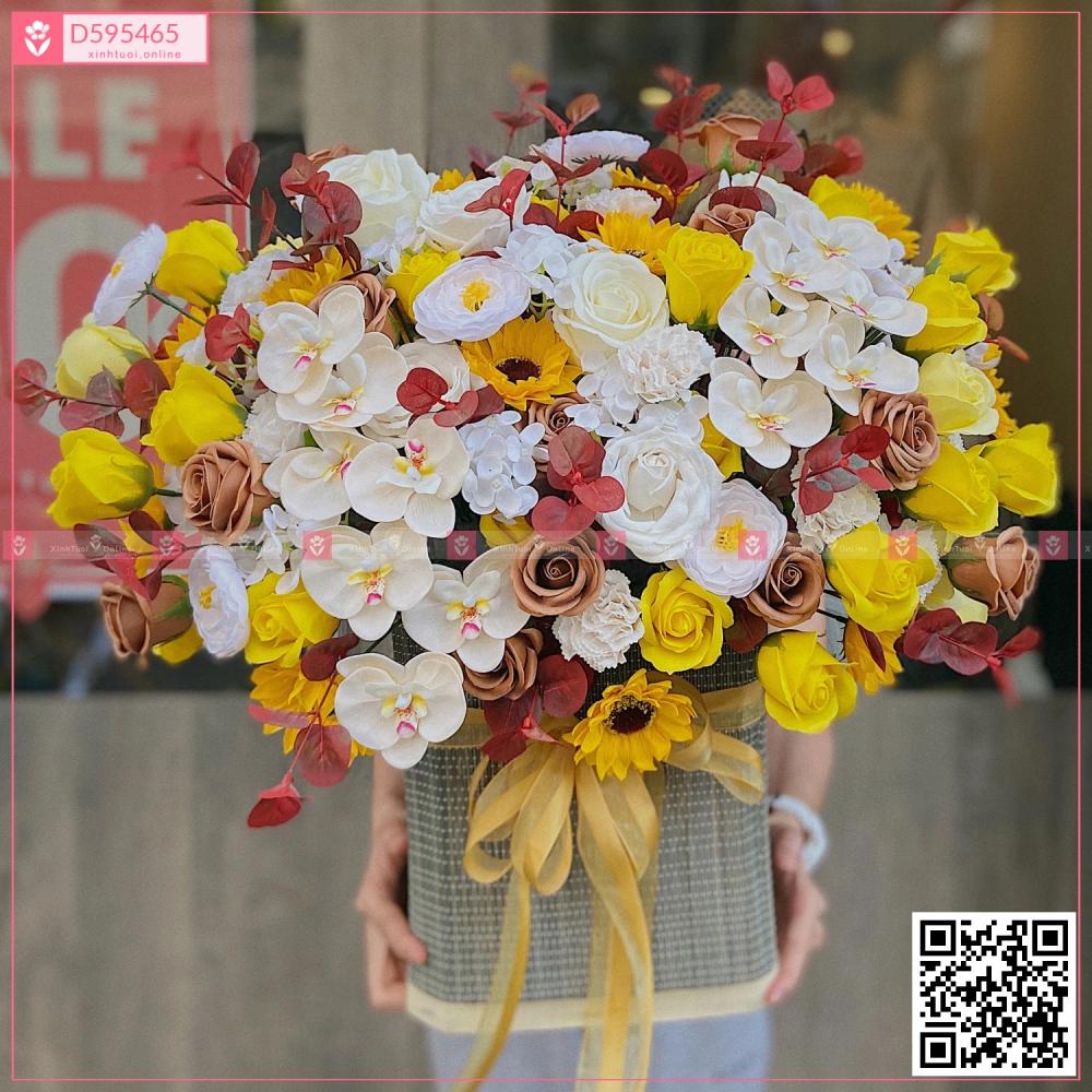 Hạnh phúc - D595465 - xinhtuoi.online