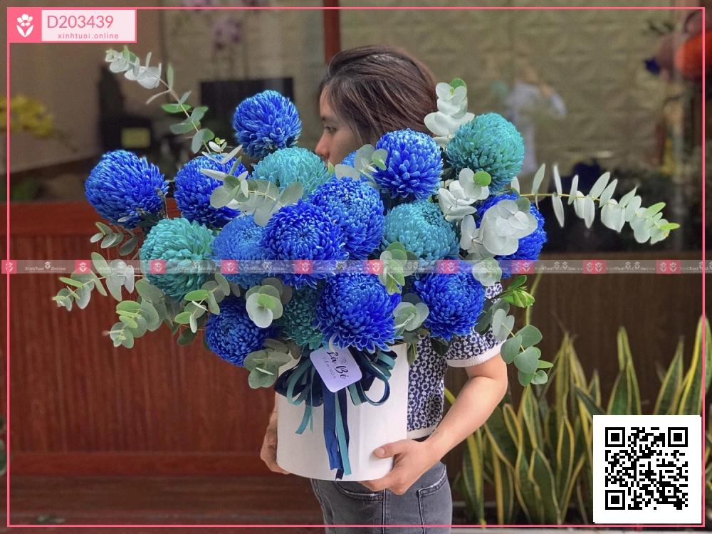 Xanh tình chúng mình - D203439 - xinhtuoi.online