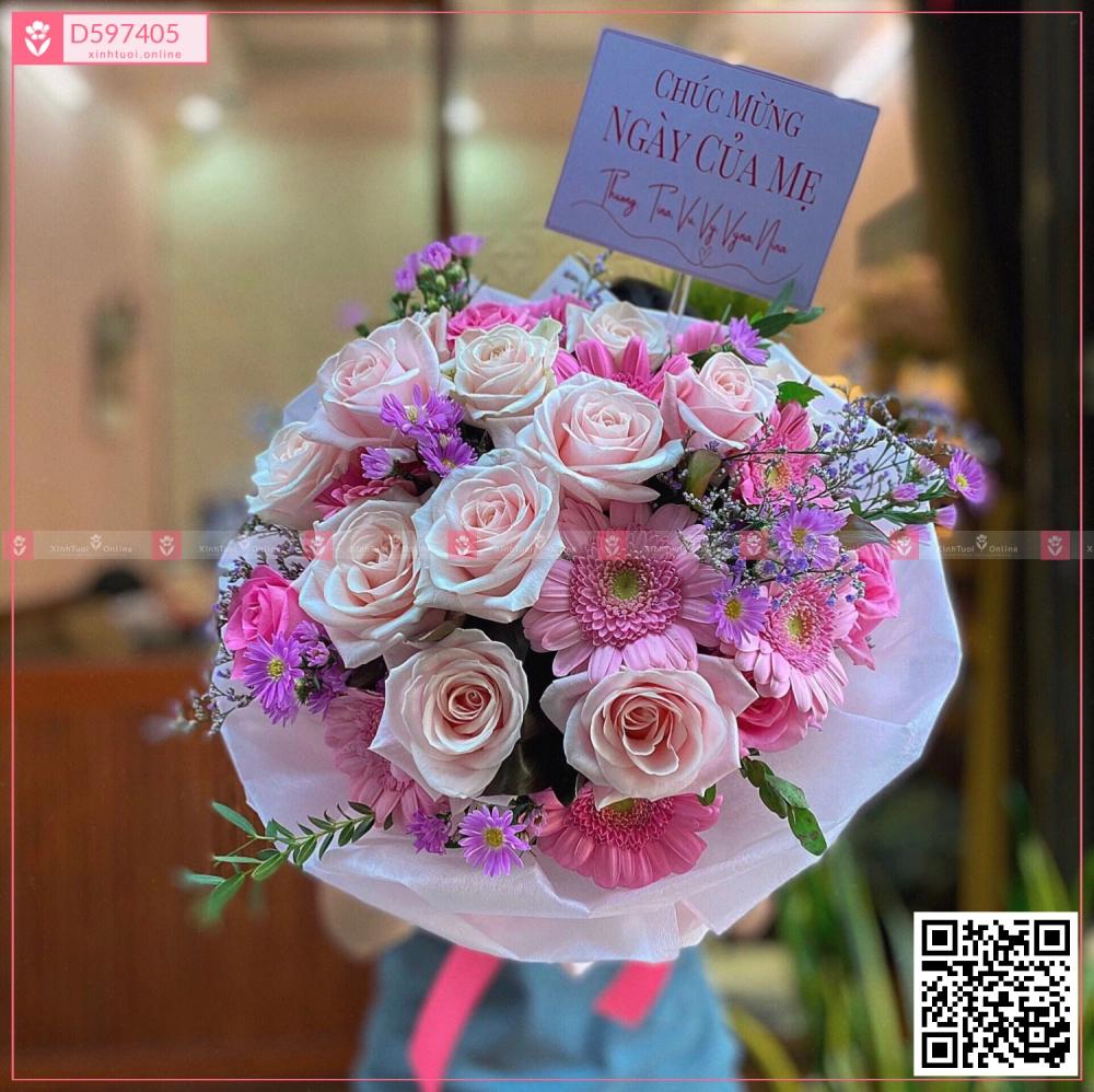 Tình mẫu tử - D597405 - xinhtuoi.online