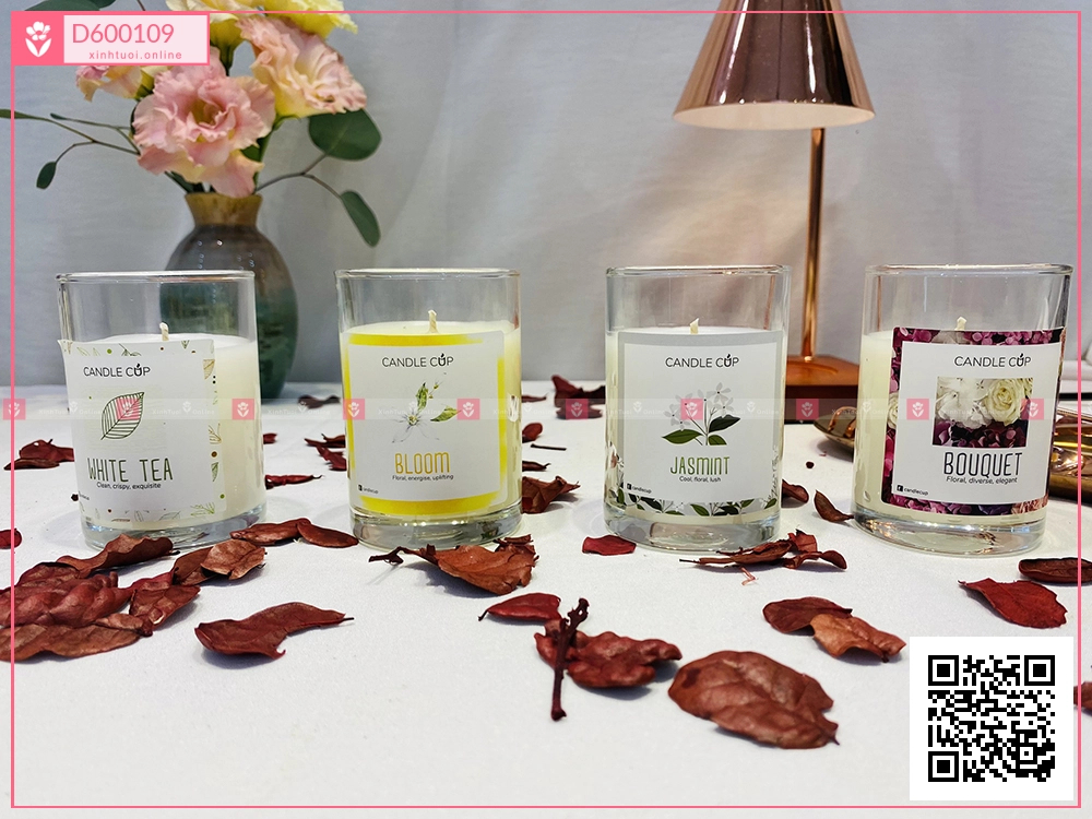 Candle Cup - Relax Set - xinhtuoi.online