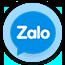 Đăng ký tài khoản bằng Zalo
